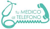 Tumedicoaltelefono logo
